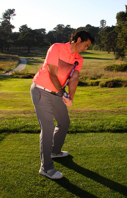 How To Use Sure Set Sure Set Golf Training Aid
